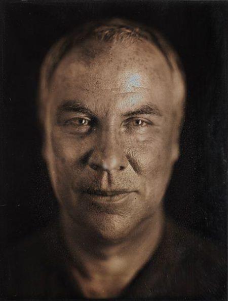 Chuck Close-Robert Wilson-2001