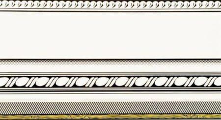 Roy Lichtenstein-Entablature-1974