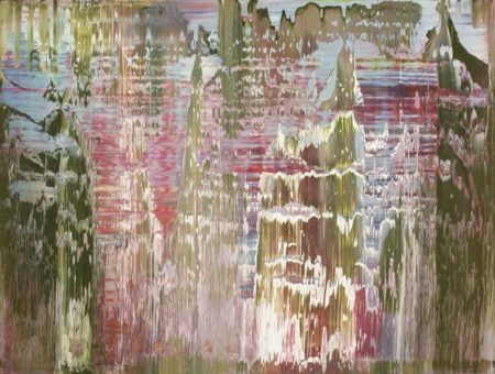 Gerhard Richter-Abstraktes Bild 829-6 (Abstract Painting 829-6)-1995