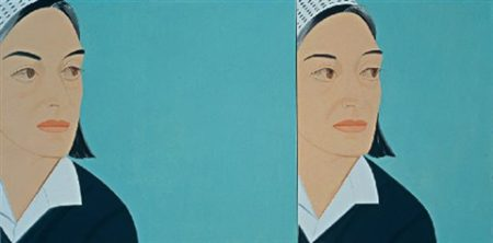 Alex Katz-Ada Ada-1991