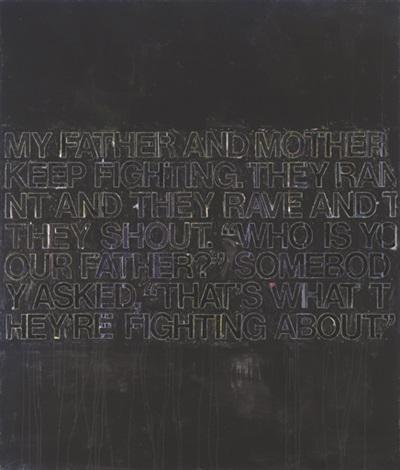 Richard Prince-Ranting And Raving-2001