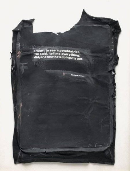 Richard Prince-I Went To See A Psychiatrist-1999
