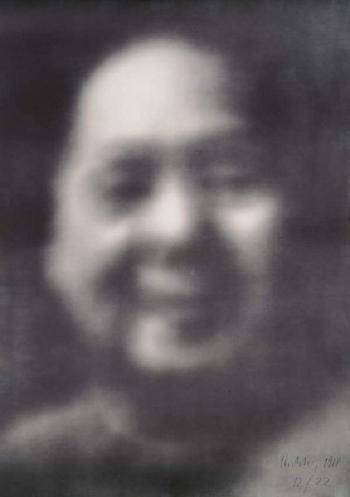 Gerhard Richter-Mao (Butin 13)-1968