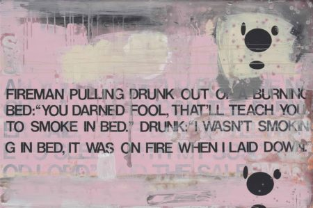 Richard Prince-Fireman and Drunk-2001