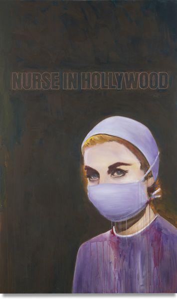 Richard Prince-Nurse In Hollywood # 4-2004