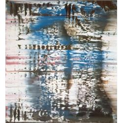 Gerhard Richter-Abstraktes Bild 805-2 (Abstract Painting 805-2)-1994