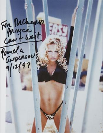 Pamela Anderson (For Richard Prince)-1997