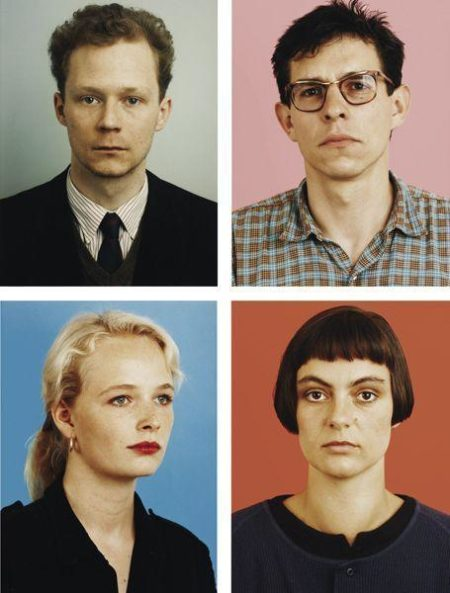 Thomas Ruff-Selected portraits-1984