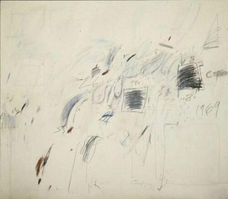 Cy Twombly-Bolsena-1969