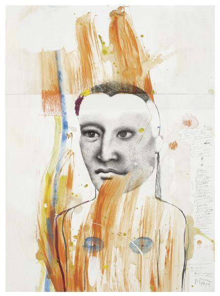 Richard Prince-Head-1997