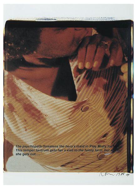 Richard Prince-Untitled (Movie Series)-1986