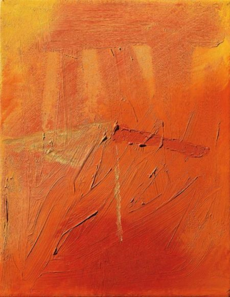 Gerhard Richter-Abstraktes Bild 454-4 (Abstract Painting 454-4)-1980