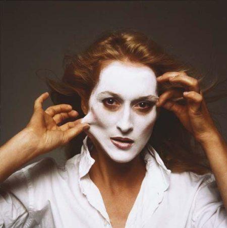 Annie Leibovitz-Meryl Streep, New York-1981