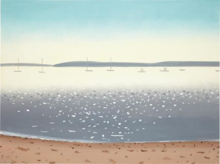 Alex Katz-Harbor 2-1999