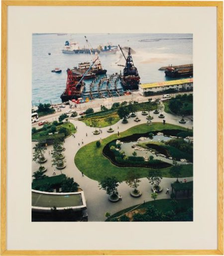 Andreas Gursky-Hong Kong, Grand Hyatt Park-1994