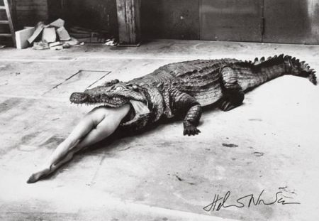Helmut Newton-Untitled-