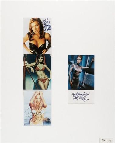Richard Prince-Carmen Electra, Raque Welch, Pamela Anderson, Jeri Ryan-1999