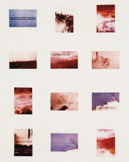 Richard Prince-Untitled (War)-1988