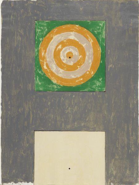 Jasper Johns-Targets (ULAE 41)-1968