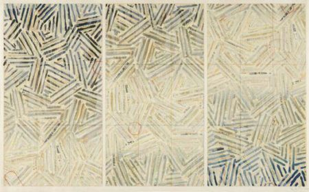 Jasper Johns-Ustuyuki (Universal Limited Art Editions 216)-1981