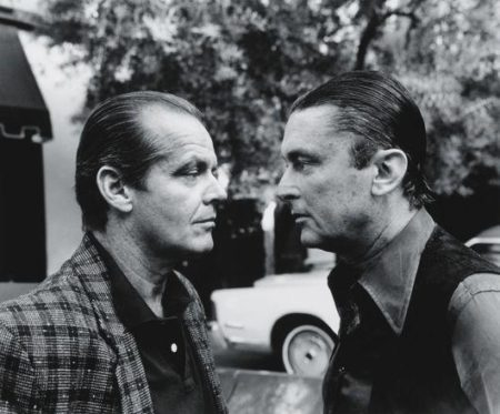 Helmut Newton-Jack Nicholson And Bob Evans, The 2 Jakes That Never Were,beverly Hills (1985)-1985