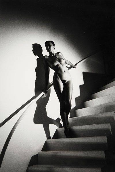 Helmut Newton-In My Studio, Paris (1978)-1978