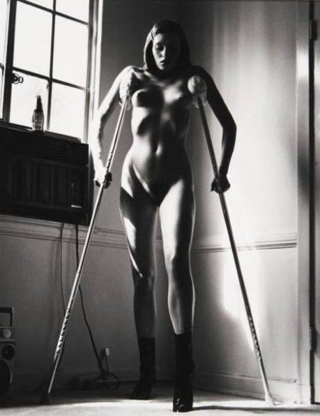 Helmut Newton-Erika's Accident, Hollywood (1987)-1987