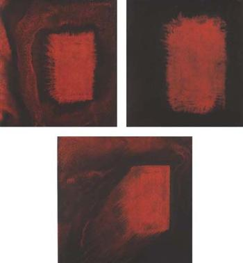 Untitled (Triptych)-2001
