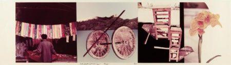 Robert Rauschenberg - Studies For Chinese Summerhall I-1984