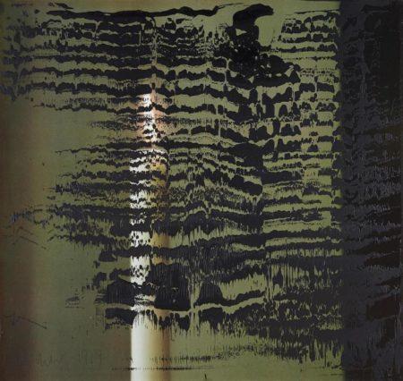 Gerhard Richter-Kerze III (Candle III)-1989