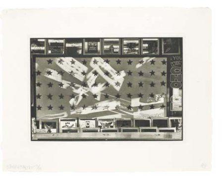 Robert Rauschenberg - Untitled-1983