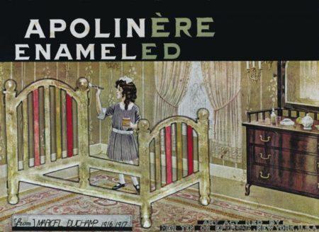 Marcel Duchamp-Apolinere enameled-1917