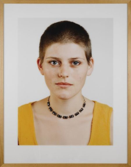 Thomas Ruff-Portrait (A. Vollmann)-1998