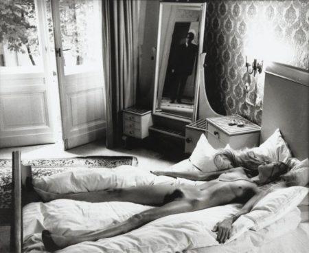 Helmut Newton-Sabine Und Eberhard, Berlin-1987