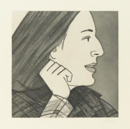 Alex Katz-Light As Air-1987