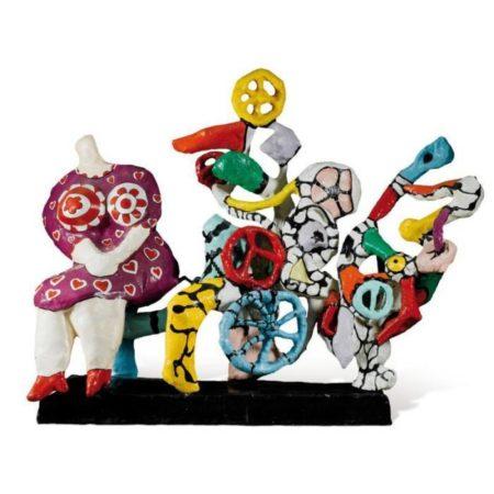 Niki de Saint Phalle-La machine a rever-1970