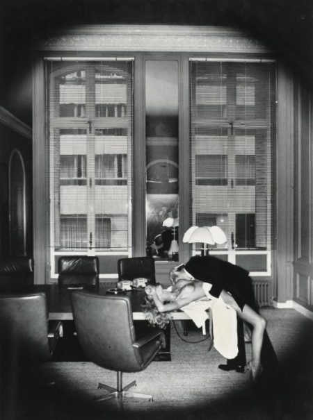 Helmut Newton-Office Love (De Private Property I)-1977