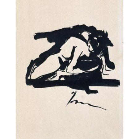 Lucio Fontana-Figura-1960