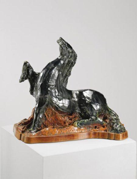 Lucio Fontana-Cavallo-1936