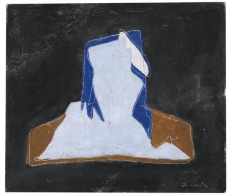 Lucio Fontana-Tavoletta graffita (Madonna)-1934