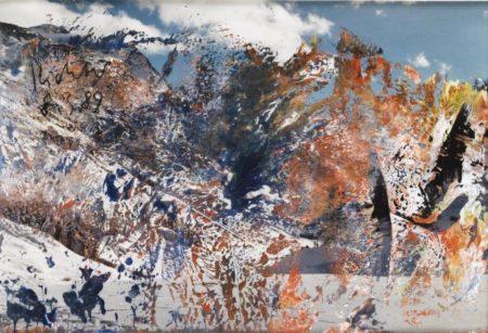 Gerhard Richter-Ohne Titel (8.3.89) / Untitled (8.3.89)-1989