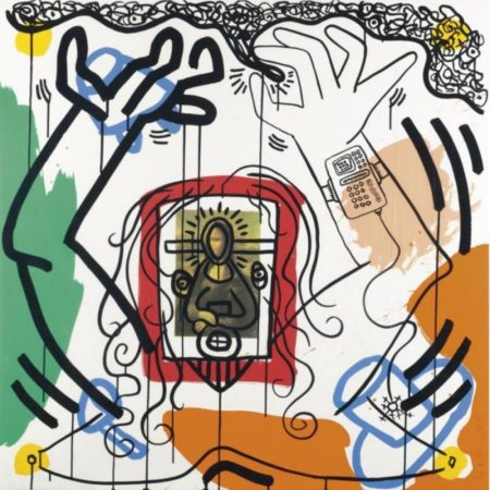Keith Haring-Keith Haring - Apocalypse l. P. 98-109-1988