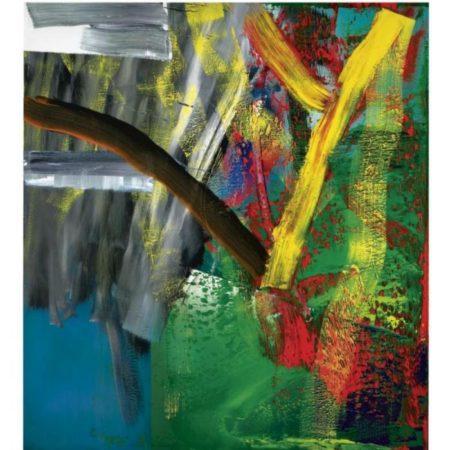 Gerhard Richter-Ypsilon (565-1)-1984