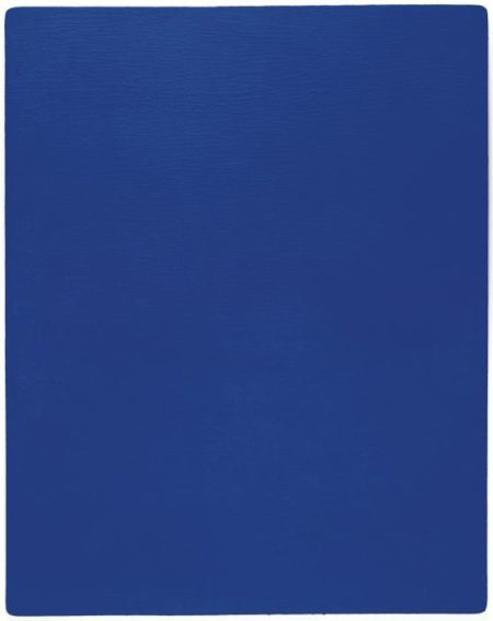 Yves Klein-Untitled Blue Monochrome, (IKB 239)-1959
