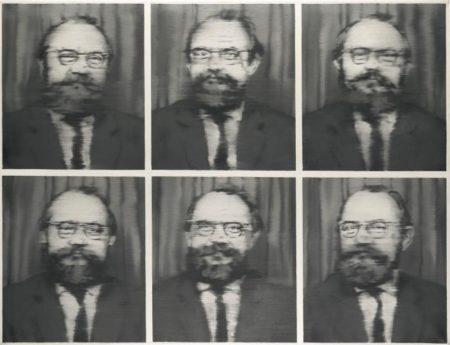 Gerhard Richter-Portrait Schmela-1964