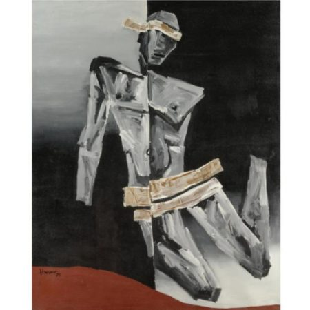 Maqbool Fida Husain-Untitled-1979