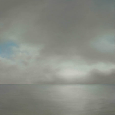 Gerhard Richter-Seestuck (Leicht Bewolkt) / Seascape (Slightly Cloudy)-1969