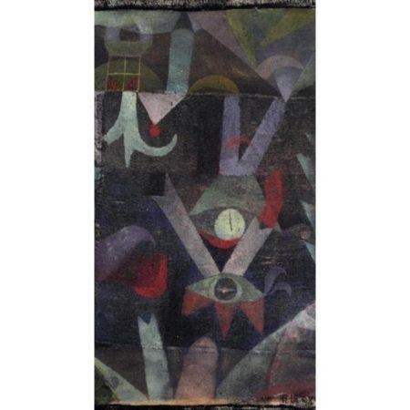 Paul Klee-Ohne Titel (Untitled)-1919