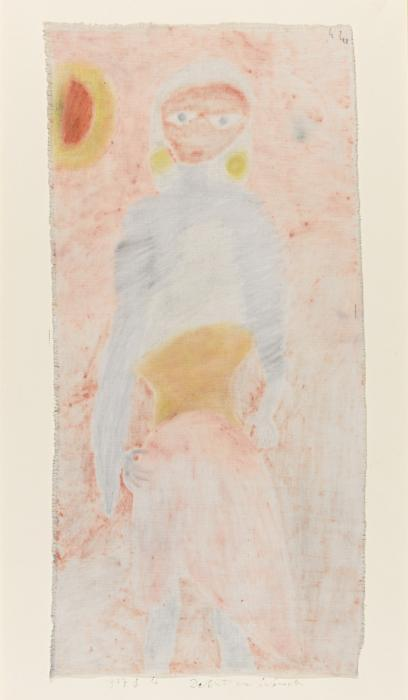 Paul Klee-Debut Am Cabarett (Debut In The Cabaret)-1937