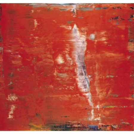 Gerhard Richter-Abstraktes Bild 746-5 (Abstract Painting 746-5)-1991